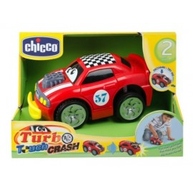 Chicco - Turbo Touch Crash Derby (Vermelho)