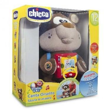 Ursinho Cantor - Chicco