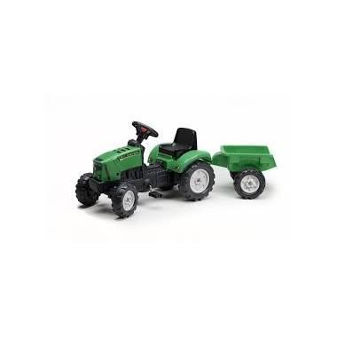Tractor Falk LANDER Z160X reboque