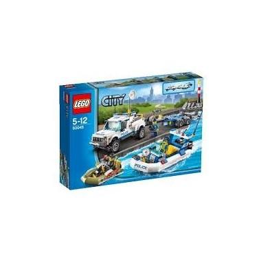 LEGO Patrulha da Policia
