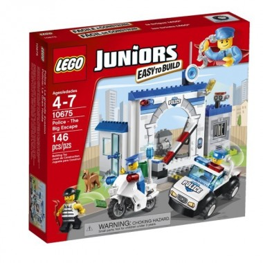 Lego - A Grande Fuga