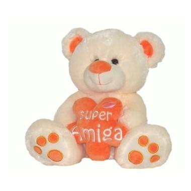 Urso de Peluche - Amiga