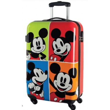 Trolley Mickey Mouse - 55 cm