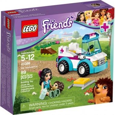 LEGO Friends - Clínica Veterinária