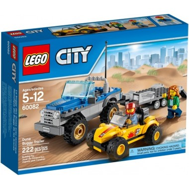 LEGO City - Camião de Reboque