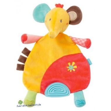 Fraldinha / Dudu Elefante com mordedor - BabyFehn