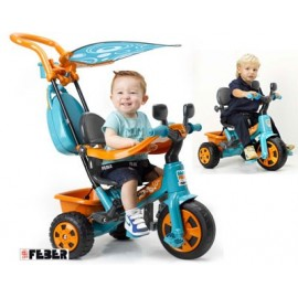 Triciclo Baby Plus Music - Feber