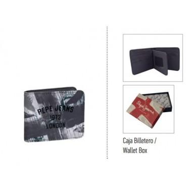 Carteira/Porta-Documentos Pepe Jeans