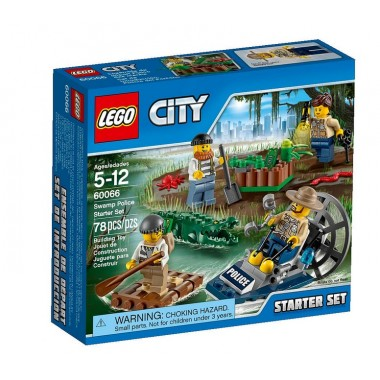 LEGO City - 4x4 Com Barco a Motor