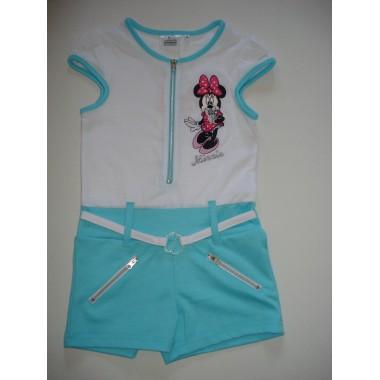 Macacão Minnie Mouse