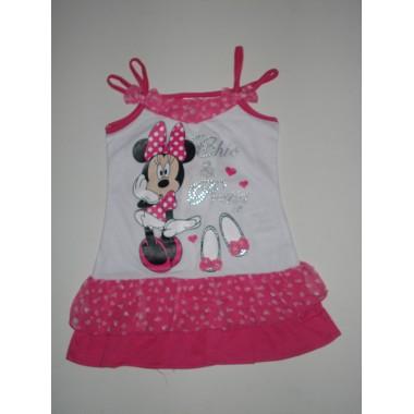 Vestido Minnie Mouse