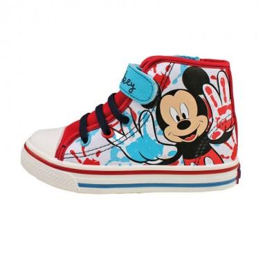 Sapatilha/Bota -Mickey Mouse