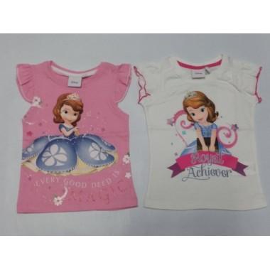 T-shirt Princesa Sofia