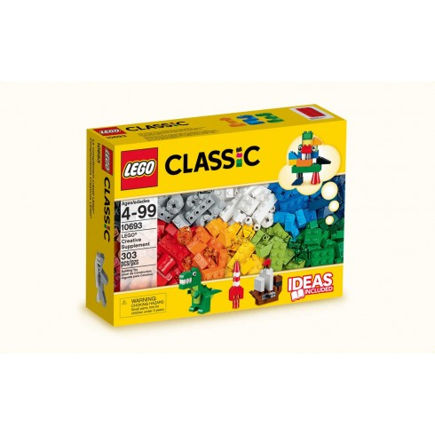 LEGO Classic - Complemento de Tijolos Criativos