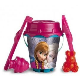 Balde de praia - Frozen Disney