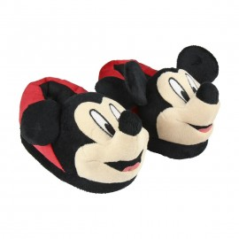 Pantufas 3D Mickey Mouse