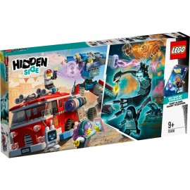 LEGO Hidden Side - Camião de bombeiros Fantasma