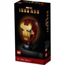 Lego Marvel Avengers - Capacete do Homem de Ferro