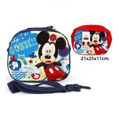 Necessaire adaptável Mickey Mouse