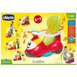 Chicco - Quatro - Andador 4 em 1