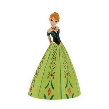 Boneca Princesa Anna - Frozen -Bullyland