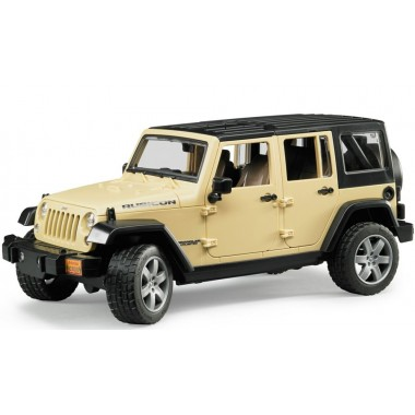 Bruder - Jeep Wrangler Unlimited Rubicon