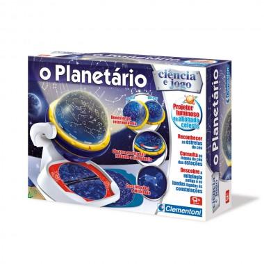 Ciência e Jogo - Planetário - Clementoni