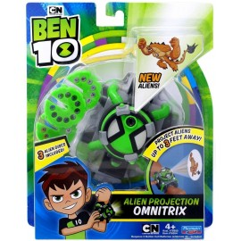 Ben 10 - Alien Projection Omnitrix Giochi Preziosi