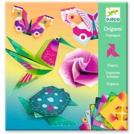 Origami – TROPICS – Djeco