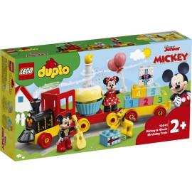 LEGO Duplo - O Comboio de Aniversário do Mickey e da Minnie
