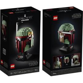 Lego Star Wars - Capacete de Boba Fett™