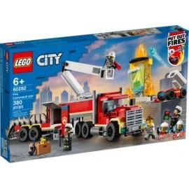 LEGO City - Unidade de Controlo de Incêndios