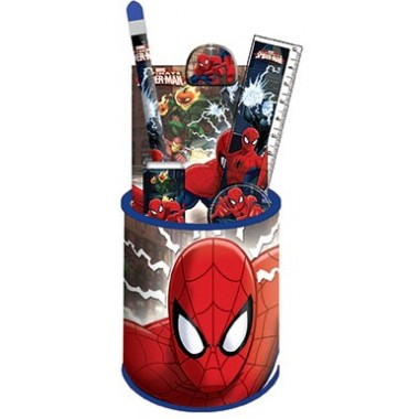 Kit Escolar - Homem Aranha