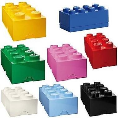 Caixa de Arrumação 8 LEGO