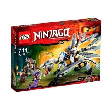 LEGO Ninjago - Disparador de Pedras