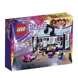 LEGO Friends - O Camarim da Estrela de Pop