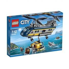 LEGO City -Esquadra da Polícia do Pântano