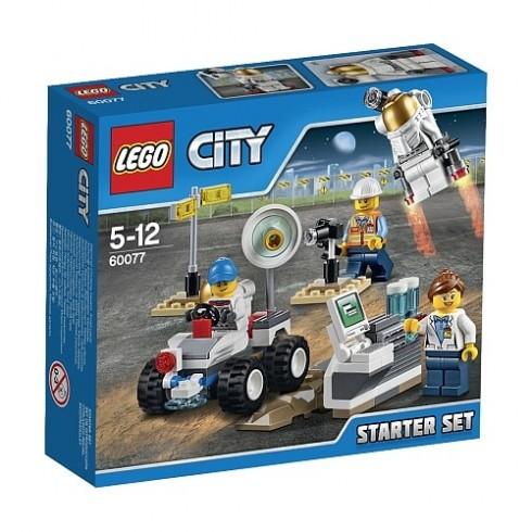 LEGO City - Primeiro Conjunto Espacial