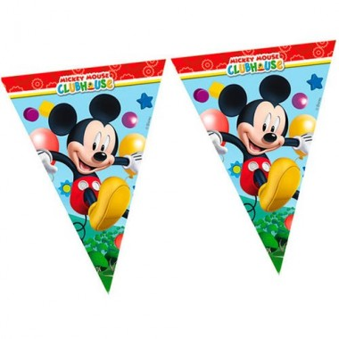 Bandeiras - Mickey Disney Playful