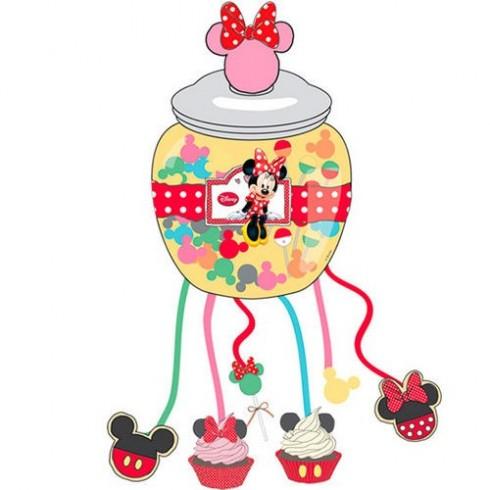 Pinhata Minnie Disney Cafe