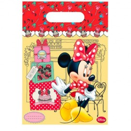 Sacos de Prenda Minnie Disney Cafe