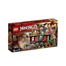LEGO Ninjago - Torneio dos Elementos