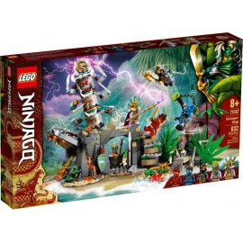 LEGO Ninjago - Aldeia dos Guardiões