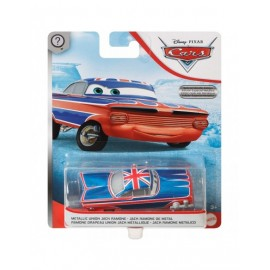 Cars - Metallic Union Jack Ramone