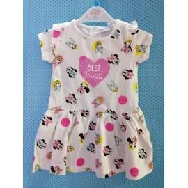Vestido bebé Minnie Mouse