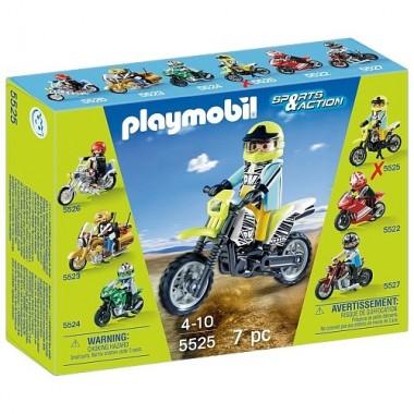 Playmobil - Moto Desportiva