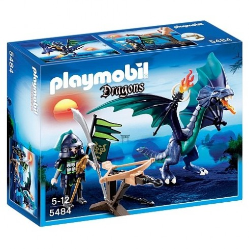 Playmobil - Dragão Verde