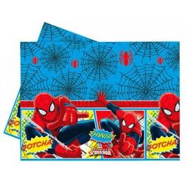 Toalha de Festa Homem Aranha