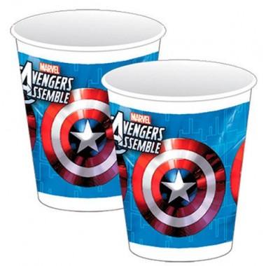 Copos festa Vingadores / Avengers