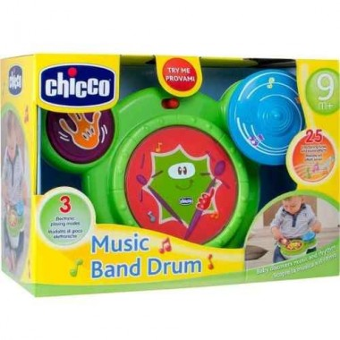 Bateria Musical Chicco